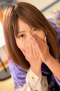 148cm小柄な和装娘が超ドストライク!!