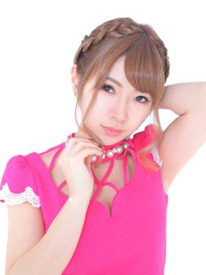 19歳、ちなみ★バレンタインカラーのアノ子が今度は恋色ピンクで登場