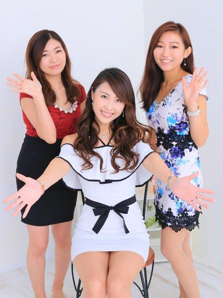 【告知動画】3人の美女から大事な大事なお知らせが…