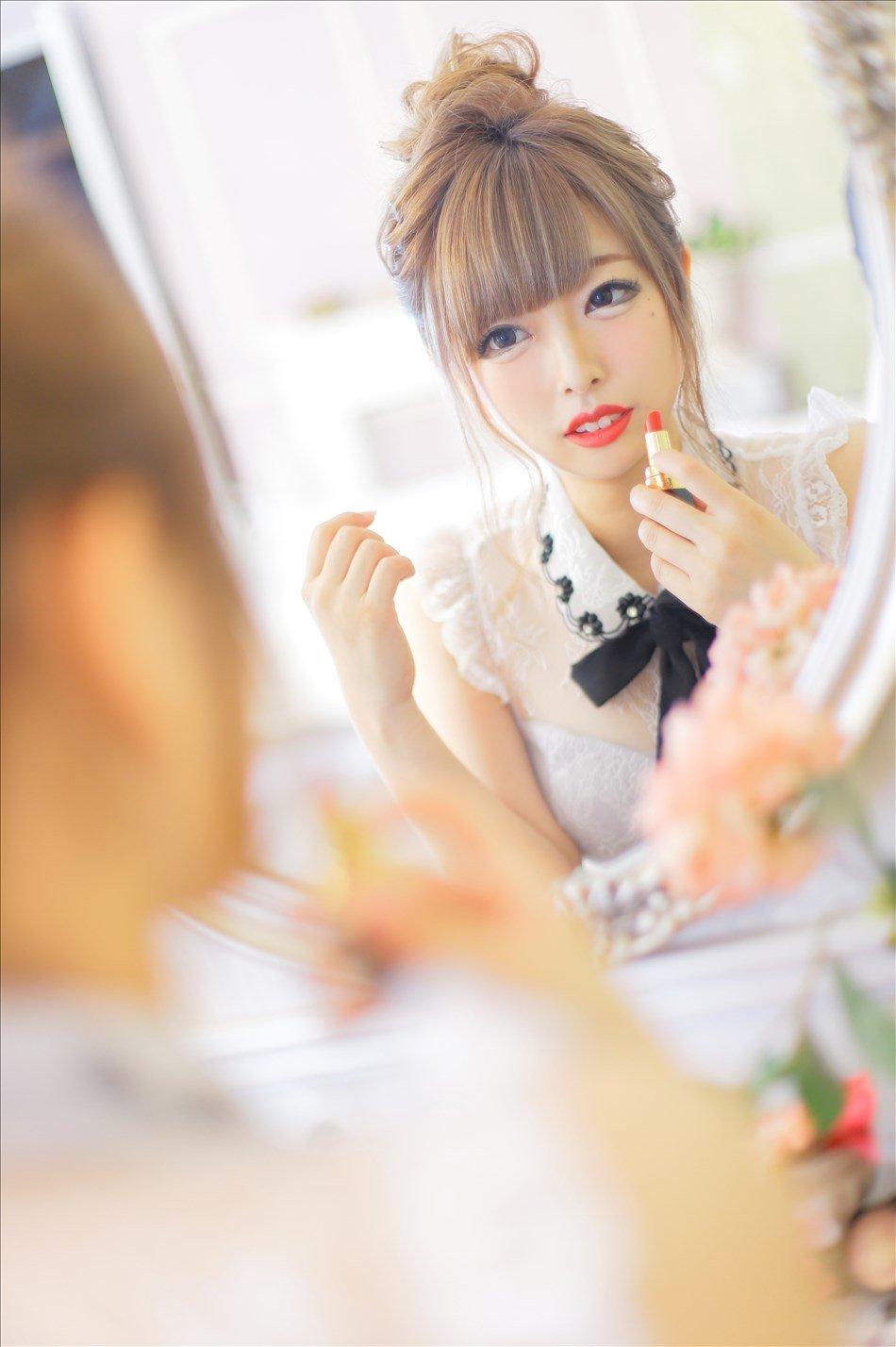 しらたまだんごこと「神咲 せいら」ちゃんのNEWプロフィール写真!